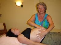 Zwangerschapsmassage door Coby de Jong