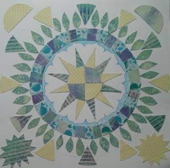 Mozaiek Mandala